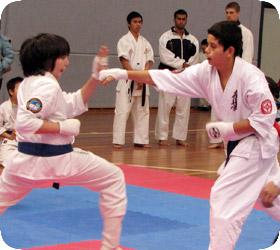kids karate sydney